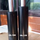 Hidrolik Kursi Kantor SF-120 Hitam (Gaslift Chair Office)