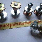 Baut,Ring & Mur Tanam Kayu (Set)